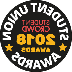 Student Crowd 2018 awards - Student Union 奖s logo